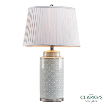 Hazel Ceramic Table Lamp 73cm