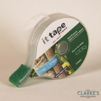 it tape Multi-Purpose Hook & Loop Fastener Green
