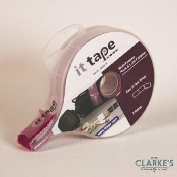 it tape Multi-Purpose Hook & Loop Fastener Purple