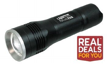Lighthouse Led Torch Focus350
