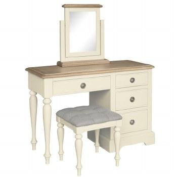 Meghan Oak Dressing Table Set