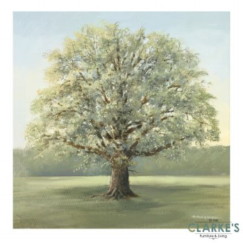 Mighty Oak Grand - wall art by Anthony Waller