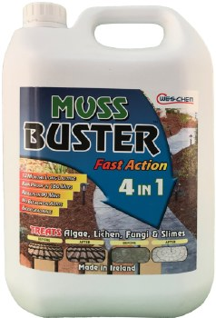 Moss Buster 5 Litres