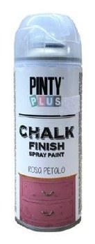 Chalk Spray Paint Pink Petals