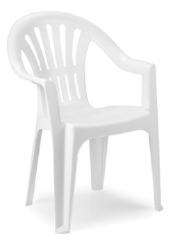 supa plastic chair