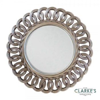 Reflection Loop Mirror 90cm