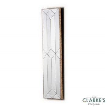 Royston Slim Wall Mirror 23x100cm