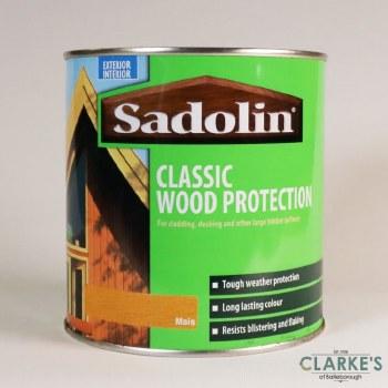 Sadolin Classic Woodstain Mais 2.5 Litre