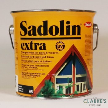 Sadolin Extra Woodstain 96 Spruce 2.5 Litre