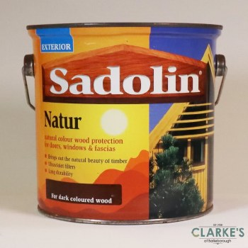 Sadolin Natur Wood Protection 2.5 Litre