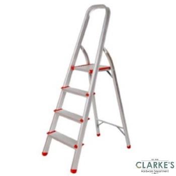 Safeline Aluminium 4 Step Ladder