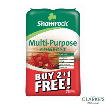 Shamrock Multi-Purpose Compost