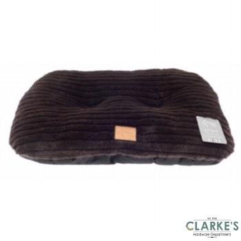 Small Pet Cushion Brown