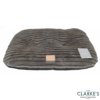 Small Pet Cushion Grey