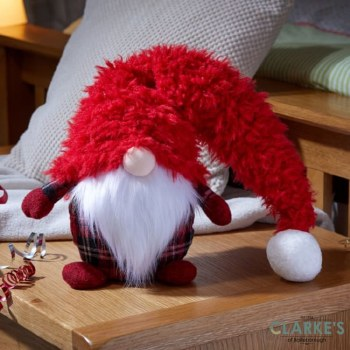 Super Furry Winter Wilfred Christmas Decoration