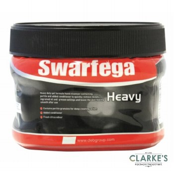 Swarfega Heavy Duty Hand Cleaning Gel 500ml