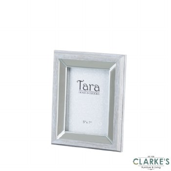 Lauren Photo Frame Grey 5x7