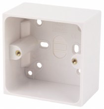 1G 47mm Pattress Box
