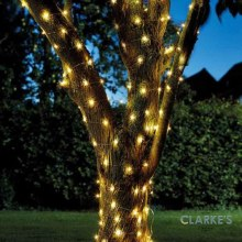 100 Micro LED (10.5m) Christmas Battery String Light