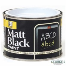 151 Coatings Matt Black Paint 180 ml