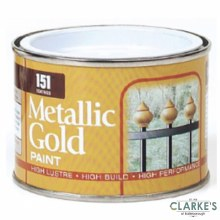 151 Coatings Metallic Gold Paint 180 ml