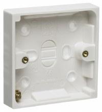 1G 16mm Pattress Box