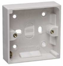 1G 25mm Pattress Box