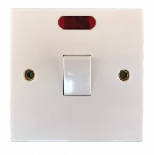 20A Switch with Neon