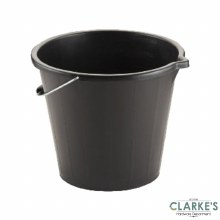 Plastic Household Bucket 3 Gallon