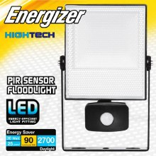 Energizer LED 30W Floodlight with PIR Sensor