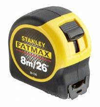 Stanley Blade Armor 8m Measuring Tape