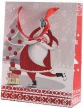 Gift Bag Santa Fun