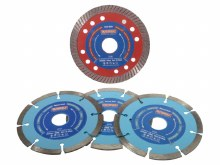 Diamond Blade Set