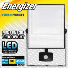 Energizer LED 50W Floodlight with PIR Sensor