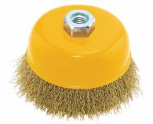 F.F. Group Cup Wire Brush 125mm