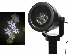 Lumineo Christmas Snowflakes Projector