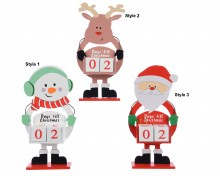 Days Till Christmas Countdown Toy