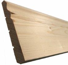 Moulded Skirting Board 5x1 14.7ft (4.5 Metre)