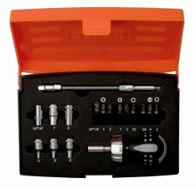 Bahco Stubby Screwdriver Set