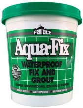 Aqua Fit Waterproof Fix And Grout