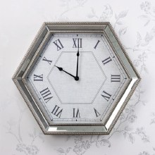 Reflections Mirrored Clock