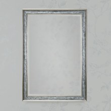 Harper Mirror Antique Grey