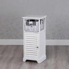 Weston Storage Cabinet 1 Door 1 Basket