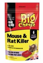 Big Cheese Mouse & Rat Killer