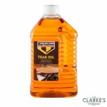 Bartoline Teak Oil 2 Litre