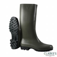 BauDou Gents Green Wellies Size 44