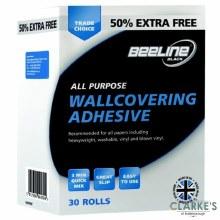 Beeline All Purpose Wallpaper Adhesive 30 Roll