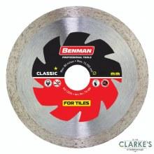 Benman Tile Cutting Diamond Disc 115mm