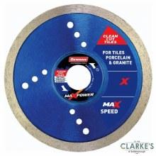 Benman MaxPower Diamond Clean Cutting Disc 115mm