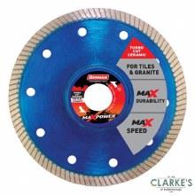 Benman MaxPower Diamond Cutting Disc 115mm